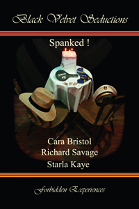 Spanked! contains both Intimate Submission and Secret Desires. This same cover is also used on both stories which are available individually for 99 cents.