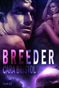 The first book in the Breeder science fiction romance series