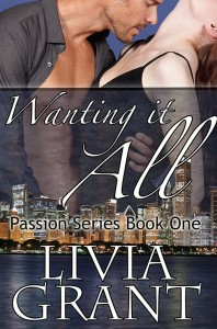 Livia Grant weaves multiple H/h relationships through each Passion series book.