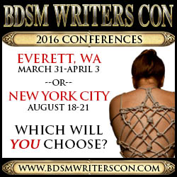 BDSM Writers Con 2016 promo button 250 x 250