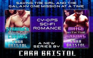 I started a new SFR series. Book 2 will be published Jan. 5, 2016, Book 3 in March 2016.