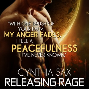 Releasing Rage Peacefulness Button