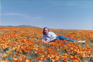 cara in poppies (2)